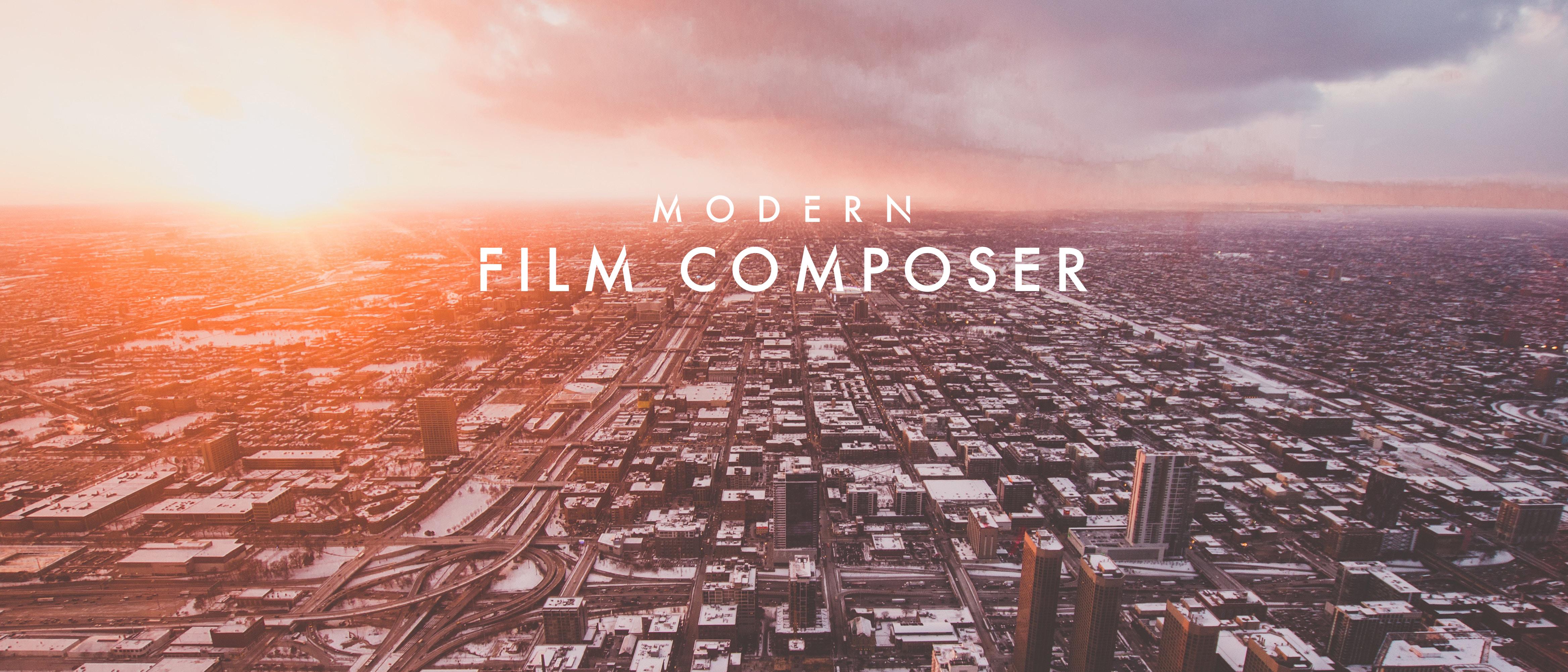 Modern Film Composer